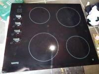 Beko Single Integrated Oven & Baumatic Four Ring Hob