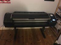 HP Z5400 DesignJet Wide Format Printer