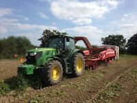 Tractor Driver Required