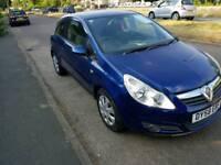 Vauxhall Corsa 1.2 Mileage 91500