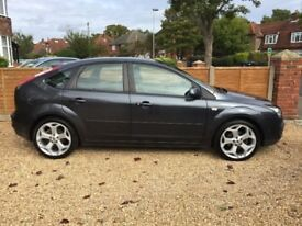 Ford Focus Ghia 1.6 TDCi in great condition.
