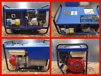 Reliable petrol generator Honda gx160 5.5HP - fully refurbished + starts first pull Make good offer