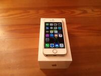 Apple iphone 5s - Factory Unlocked to All Networks
