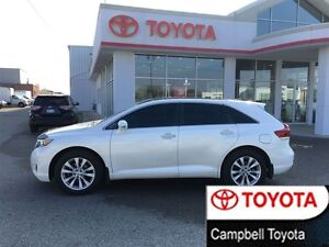 2013 Toyota Venza TOURING PKG  NAV---AWD HEATED LEATHER PANORAMI