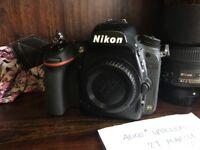 Nikon D750 & 85mm 1.8