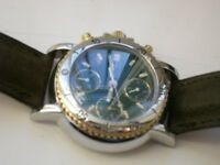 Sector Golden Eagle automatic mechanical chronograph wristwatch - Swiss - '90s - New old stock
