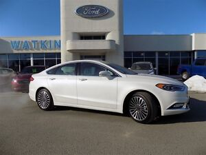 2017 Ford Fusion AWD EcoBoost