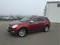 2010 Chevrolet Equinox AWD-Leather-Very Nice throughout!