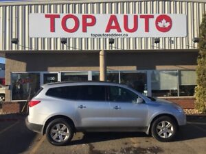 2012 Chevrolet Traverse 1LT 7 Passenger seating.