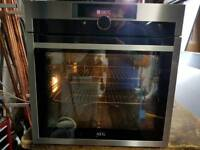 AEGSenseCook BPE842720M Electric Oven - Stainless Steel