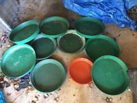 Pot trays