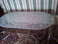 Glass coffee table in Sparkhill Birmingham