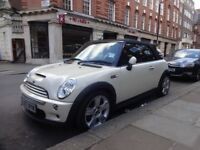 MINI Cooper S 2007 Convertible, Petrol, Manual, Low Miles, Full Service History, MOT till Oct 2018.