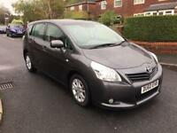 Toyota verso 2.0 Tr d4d diesel 2010 7 seater