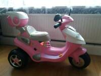 ** REDUCED** Girls electric scooter