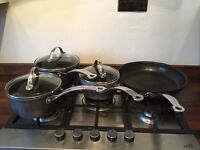 Jamie Oliver tefal pots and pan set