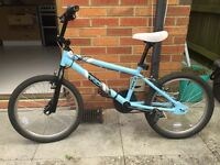 20 inch indi fierce bmx bike. Great condition