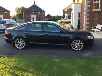 07 AUDI A6 2.0 TDI S-LINE AUTO IMMACULATE P/EX WELCOME