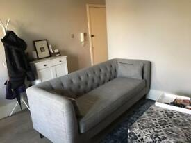 Perfect condition sofa from MADE