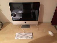 "20"" iMac - Mid 2009 - 2.66Ghz Intel Core 2 Duo - 2GB Ram - 320GB Hard Drive - Great Condition"