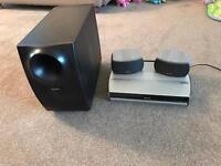 Sony DVD Player & Surround Sound