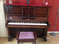 Spicer Piano and stool