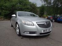 CHEAP 2010 VAUXHALL INSIGNIA 2.0 CDTI SRI WITH SAT NAV, FULL SERVICE HISTORY, THIS WEEKEND ONLY