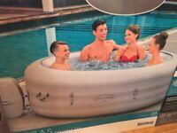 Lay Z Spa Vegas hot tub - brand new boxed