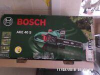 bosch electric chain saw