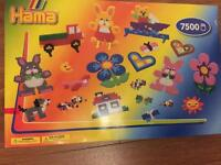 Hama Beads 7500 - New in sealed box