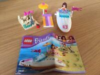 Lego Friends Olivia's Speedboat (3937)