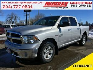 2017 Ram 1500 Crew Cab SLT 4WD *Nav* *Backup Cam* *Heat Cloth*