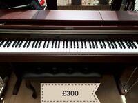 Electric Casio Piano