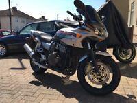 Kawasaki ZRX1200S Low Mileage Muscle Bike
