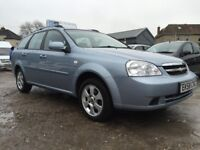 2008 58 CHEVROLET LACETTI **AUTOMATIC**ONLY 35,000 MILES**