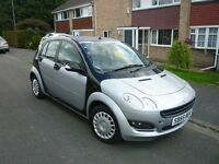 Smart ForFour, Full Service History, 11 Month MOT, Excellent Condition, Bluetooth Handsfree/audio