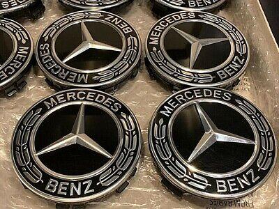 Original Mercedes Benz Radnaben Raddeckel Radkappen Radababdeckung C E S Klasse