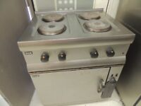 Commercial catering cooker/oven