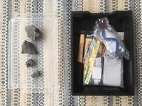 Fossil collecting kit
