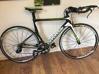 Cannondale 105 Triathlon TT road bike