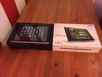"""GREAT TABLET ACER ICONIA - 32GB STORAGE - WIFI - 10.1 """" SCREEN"""