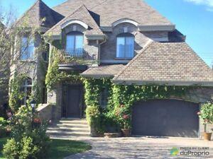 769 000$ - Maison 2 étages à vendre à Laval-Des-Rapides