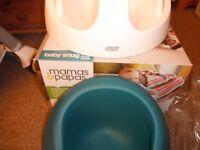 Mamas and Papas Floor Seat still brand new £20,00