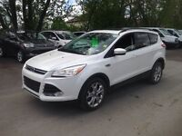 2013 Ford Escape SEL w/ NAVIGATION & LEATHER