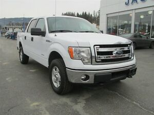 2014 Ford F-150 XLT 4x4 Ecoboost - One Owner - Local