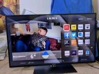 "Laurus 42"" Full HD 1080p Smart Free-View Led Tv."