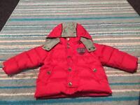 Diesel coat infant