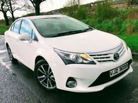 2012 Toyota Avensis 2.0 D-4d TR****FINANCE FROM £37 A WEEK ****