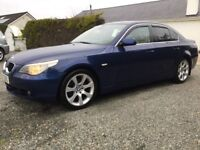 BMW 525se diesel automatic excellent original car service record only 118000 miles cookstown