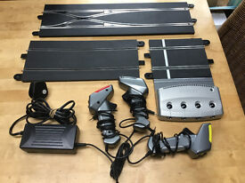 Scalextric C7056 Digital Conversion Kit and C7002 Extra Digital Hand Controller